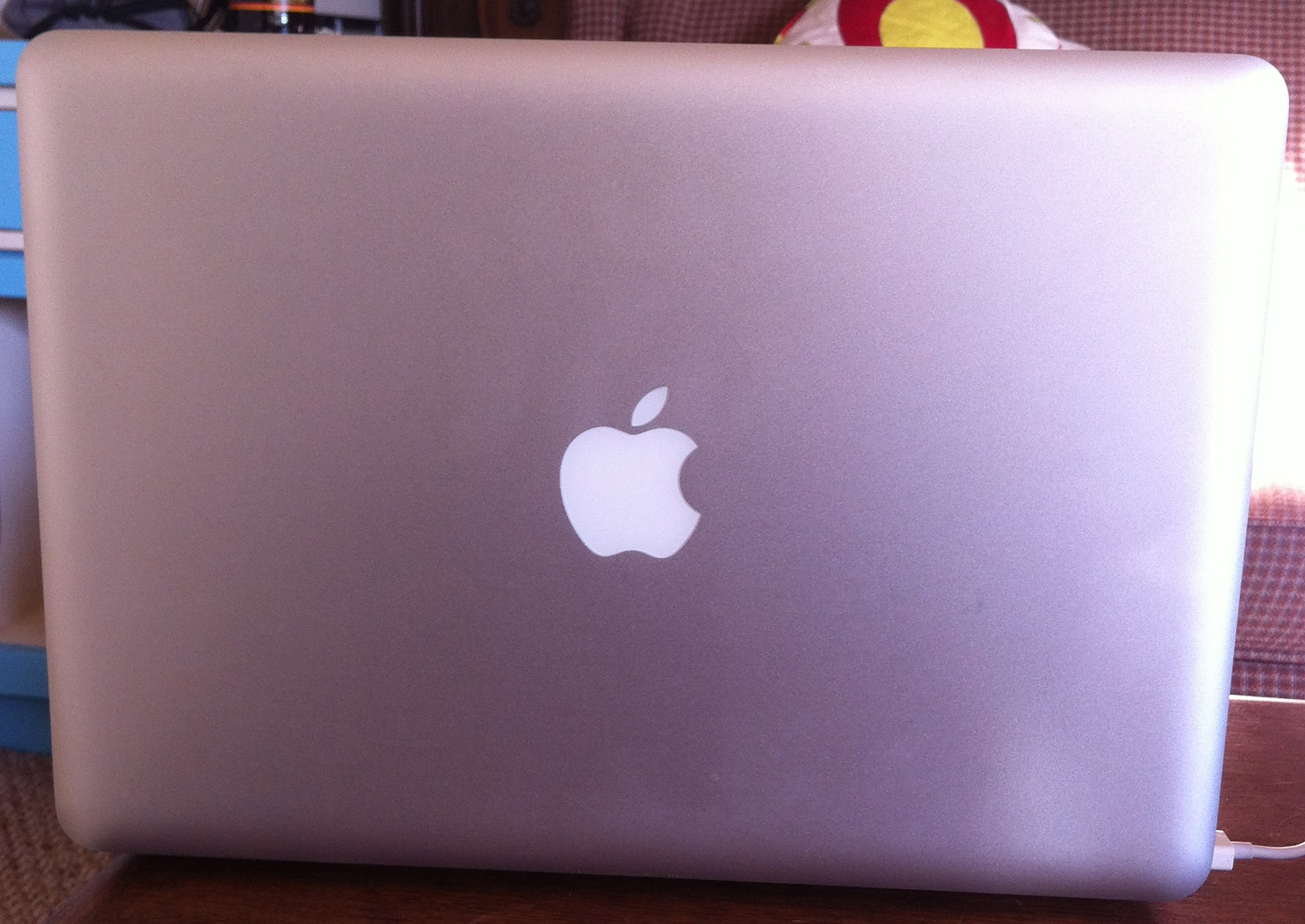 New MacBook Pro - Before